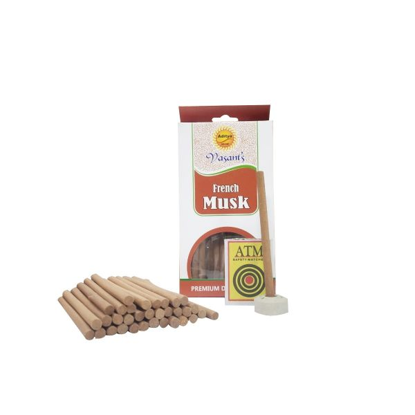 Picture of French Musk Dhoop Sticks