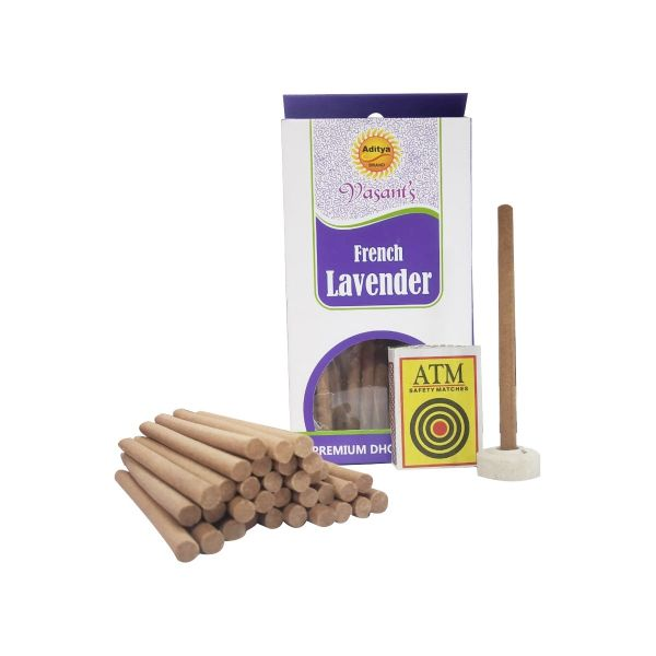 Picture of French Lavender Dhoop Sticks