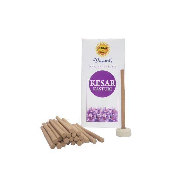 Picture of Kesar Kasturi Dhoop Sticks